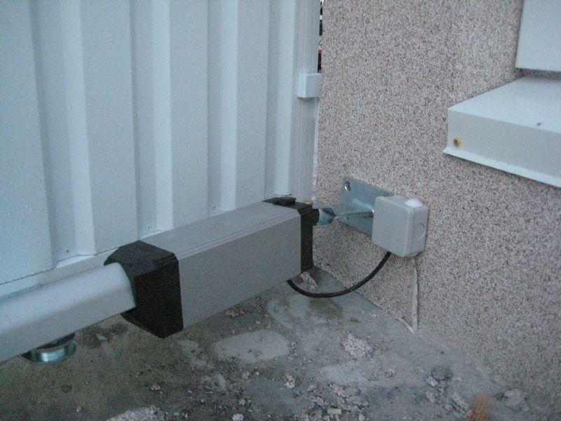 Электропривод, автоматика Somfy для распашных ворот ALV