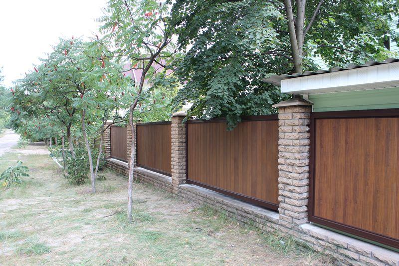 Алюминиевые секции ограждения (забор) ALV