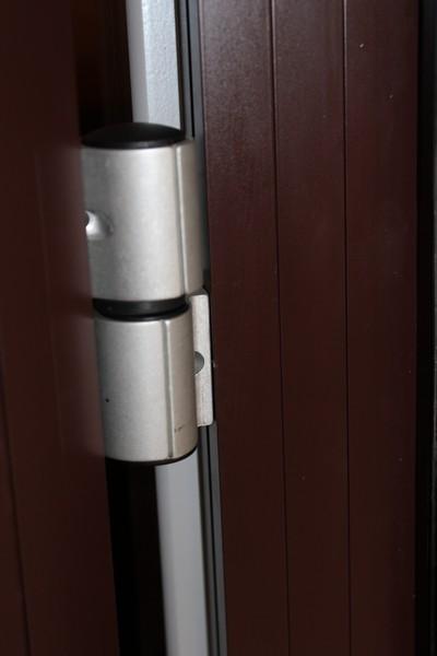 Алюминиевые петли FAPIM для алюминиевых ворот и калиток ALV